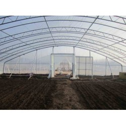 双层膜蔬菜温室大棚