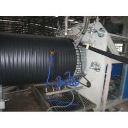 塑钢带缠绕管设备