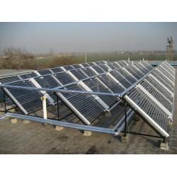 太阳能热水工程联箱