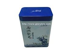 G3080ARH4方形茶叶铁罐
