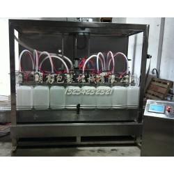 双排防腐灌装机