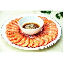 易水湖农家院鲜虾