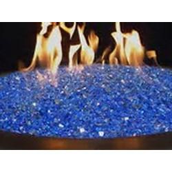 铁质玻璃壁炉